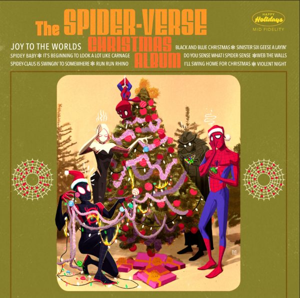 «The Spider-Verse Christmas Album», Marco D'Alfonso