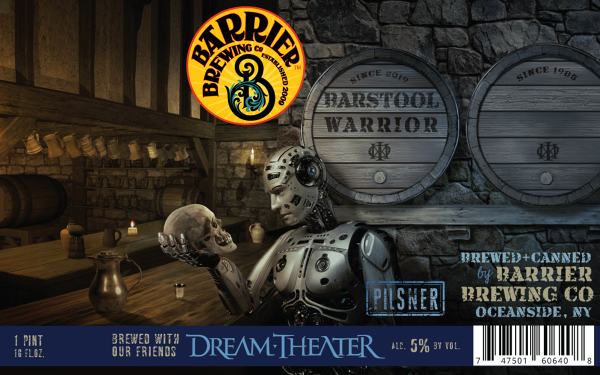 Dream Theater «Barstool Warrior»